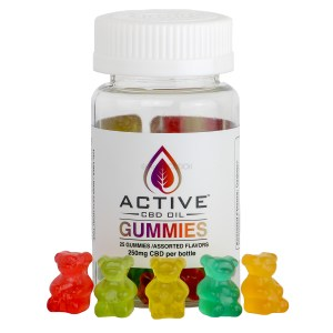 10mg Gummy Active CBD Oil