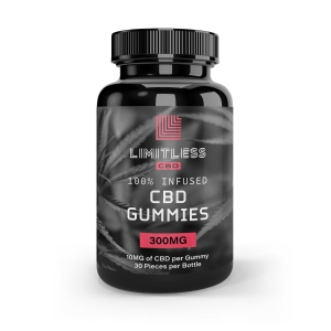 Gummy Bears Edibles - Limitless CBD 30ct