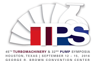 Turbomachinery and Pump Symposia @ George R. Brown Convention Center | Houston | Texas | United States