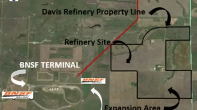 Permitting the First Refinery in 40 Years