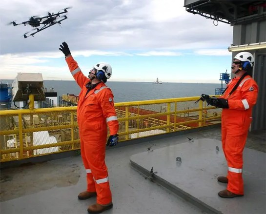 Unmanned Aircraft Systems Are Flying High in Oil and Gas