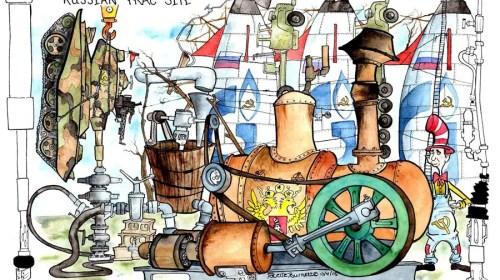 Oilman Cartoon – July/August 2017