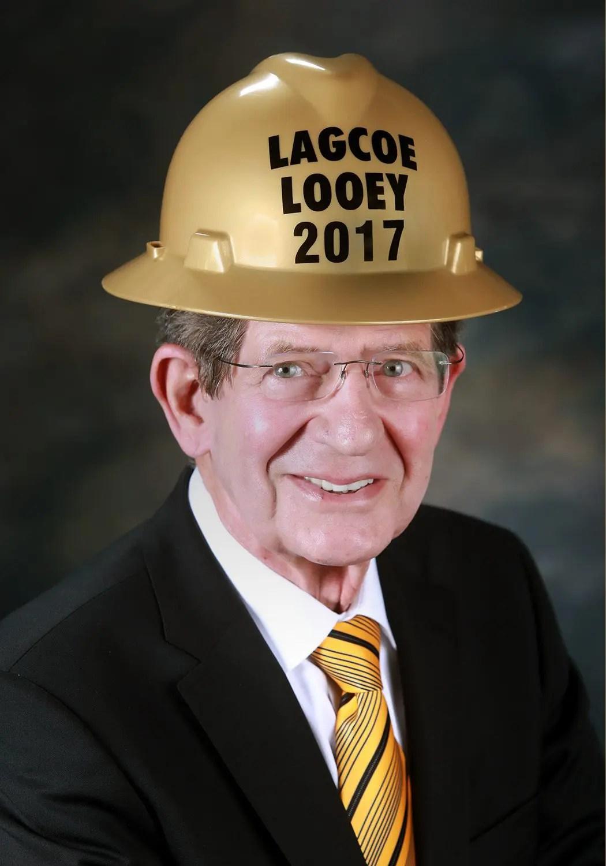 LAGCOE NAMES DON BRIGGS AS LAGCOE LOOEY 2017