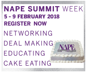 NAPE Summit 2018 @ GEORGE R. BROWN CONVENTION CENTER | Houston | Texas | United States