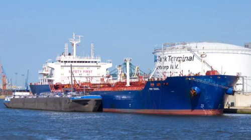 Net Crude Oil And Petroleum Imports Drop To Historic Low