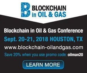 Blockchain in Oil & Gas Conference 2018
