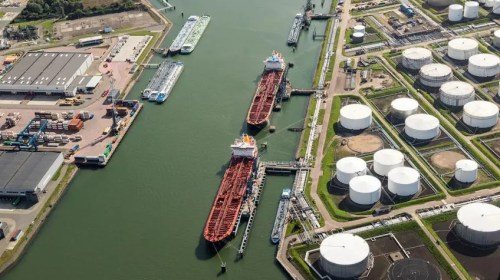 U.S. and India Oil Imports