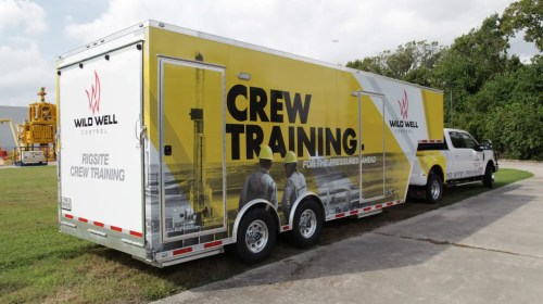 Wild Well Announces New Onsite Rig Crew Training Service