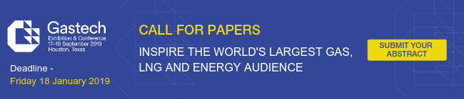 Gastech 2019 Call For Papers