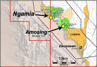 Appraisal Drilling Commences at Amosing-6 well in Kenya's Block 10BB