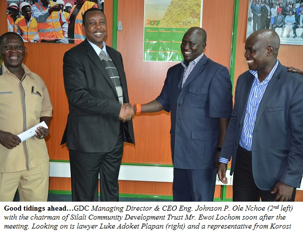 Baringo County Residents Embrace Baringo-Silali Geothermal Project