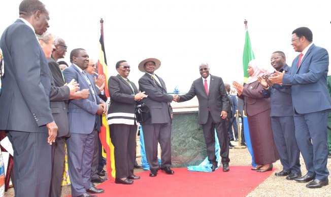 Work Begins on the East African Crude Oil Pipeline