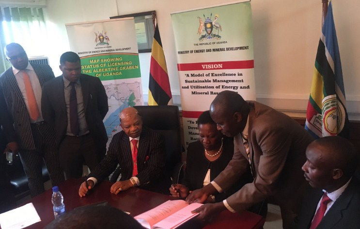 Uganda Renews Oranto Petroleum & Armour Energy Licenses