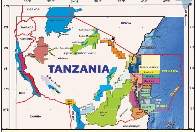 Tanzania Upstream Sector Activity Outlook 2017-2018 Synopsis