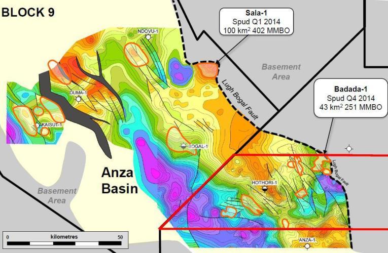 Africa Oil Relinquishes Kenya's Block 9