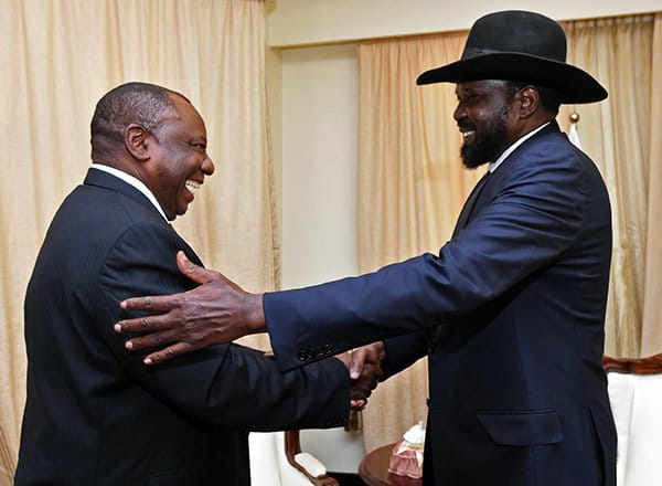 SOUTH SUDAN: Peace Deal Could Attract Oil Investment for Juba