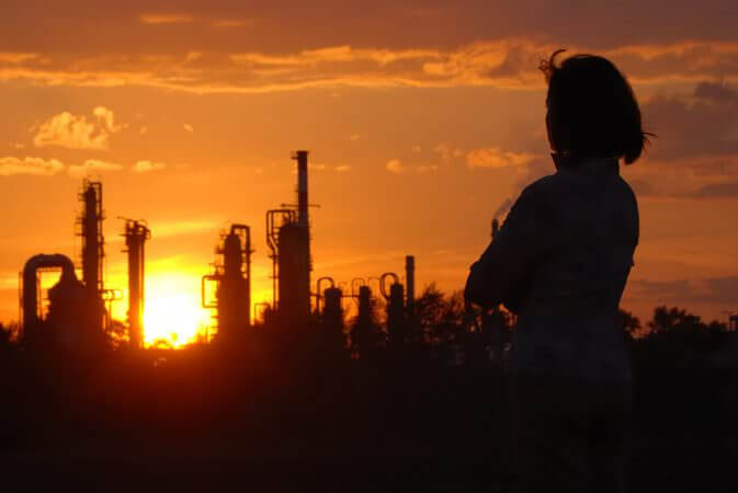 OPPORTUNITIES FOR WOMEN IN THE OIL AND GAS INDUSTRY