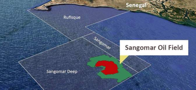 SENEGAL: Lukoil Acquires Cairn Energy's Sangomar Project