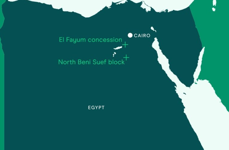 Egypt: Pharos Energy Provides El Fayum Concession Update