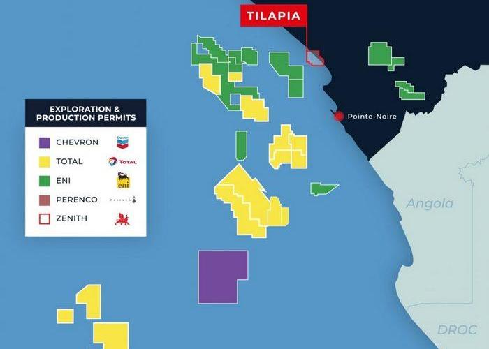 CONGO (Brazzaville): Zenith Energy Submits Comprehensive Commercial and Technical Offer for Tilapia Licence