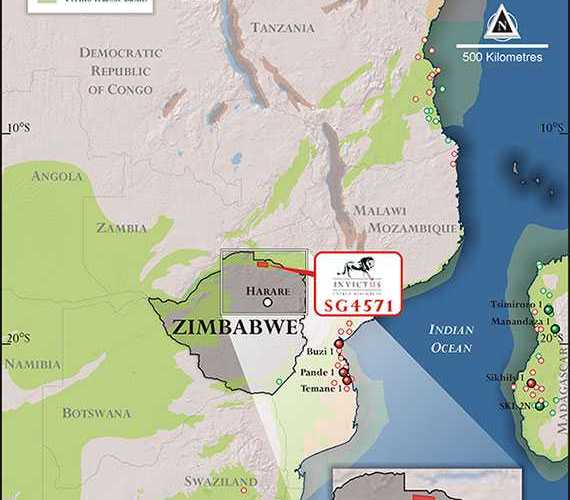 ZIMBABWE: Invictus to Commence Field Operations & Completion of Placement with Strategic Investor