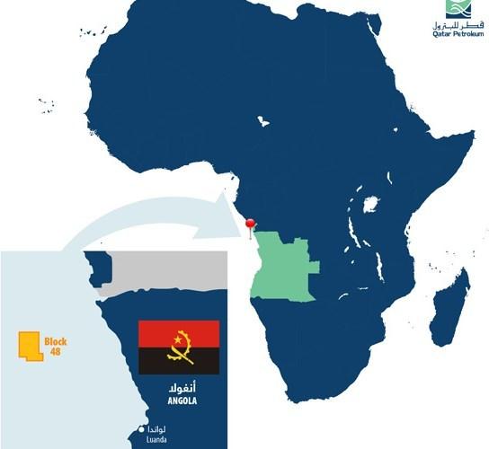 ANGOLA: Qatar Petroleum Farms into Total's Block 48