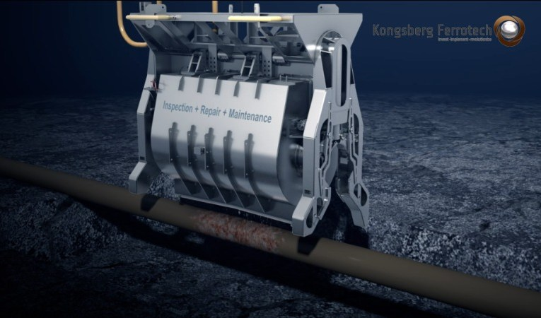 RusselSmith and Kongsberg Ferrotech Introduce Autonomous Robots for Subsea Repairs in Nigeria