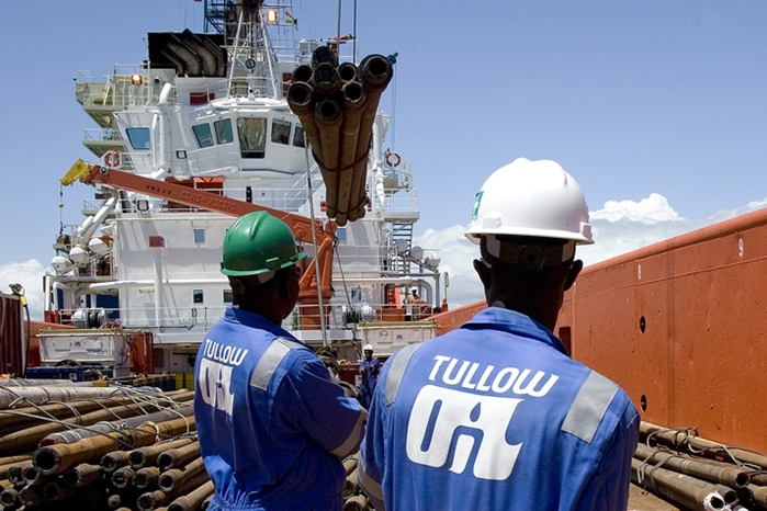 Tullow Oil Provides H1 Operational Update
