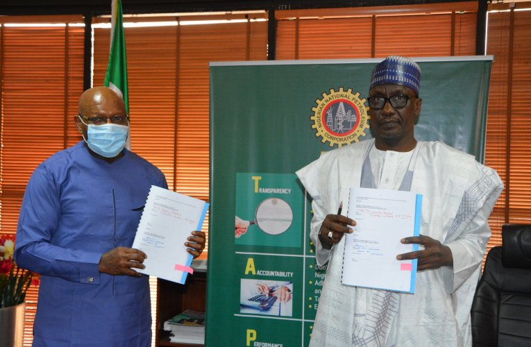 NIGERIA: NNPC, SEEPCO Sign OML 143 Monetization Agreement