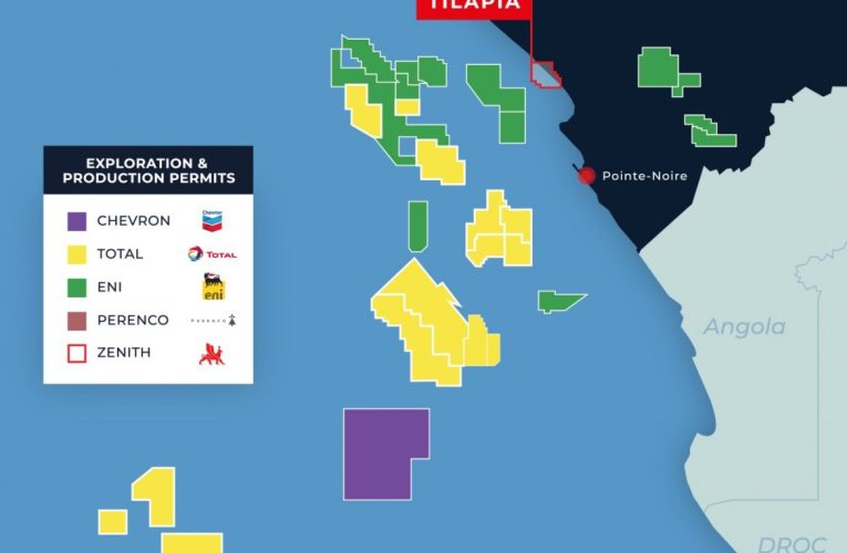 CONGO: Zenith Energy Announces Successful Completion of IPU