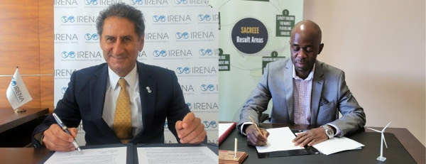 Energy Transformation in Southern Africa Boosted by New IRENA Agreement with SACREEE