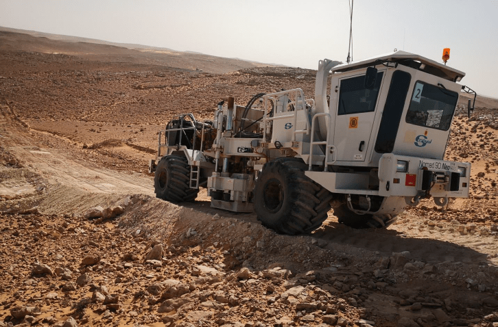 Sercel Equips 3D Mega-Crew Seismic Survey in North Africa