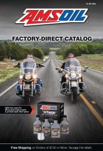Amsoil Canadian retail catalog