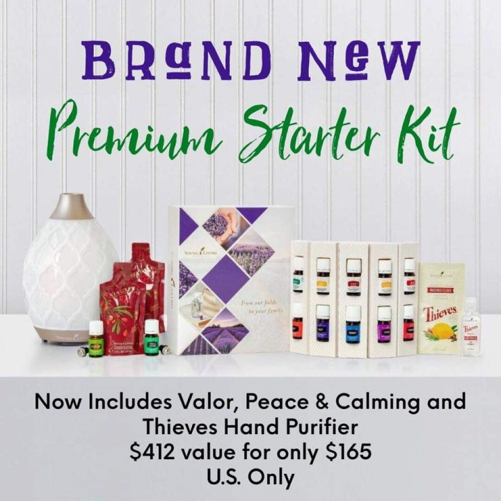 Are you ready to try Young Living?