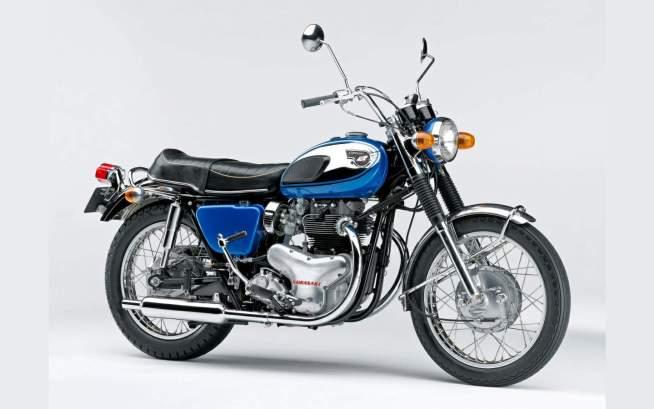1968 Kawasaki W650