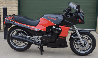 1987 Kawasaki GPz900R Ninja