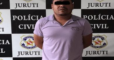 Polícia Civil de Juruti prende empresário acusado de vender celular roubado