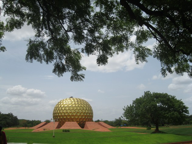 The Matrimandir