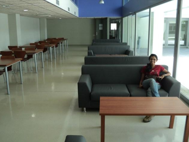 The study underground