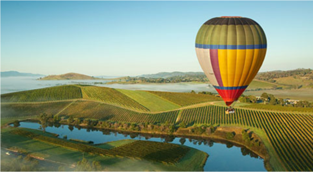 Source: visitmelbourne.com/Regions/Yarra-Valley-and-Dandenong-Ranges
