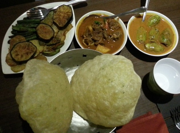 Try authentic Bengali preparations at Bijoli Grill