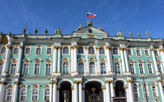 ST. PETERSBURG – A SCINTILLATING CITY