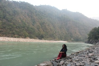 RUNCATIONING IN RISHIKESH