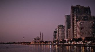 SHARJAH AT FIRST SIGHT