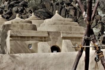 Al Bidiya Mosque in Fujairah
