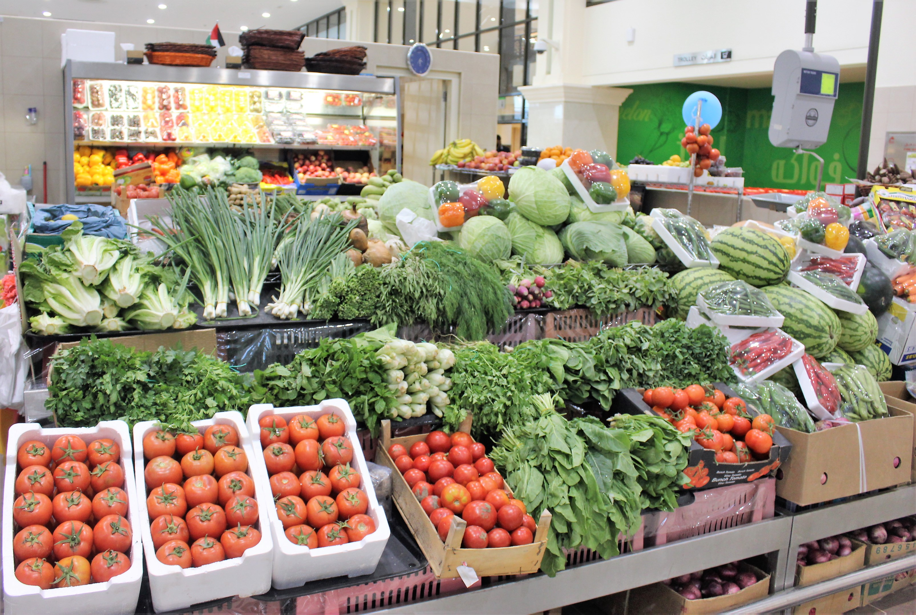 Fresh fruits sourced from fertile regions of the country