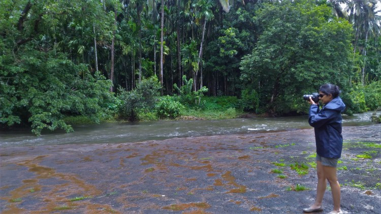 Capturing River Kushavati at Usgalimal