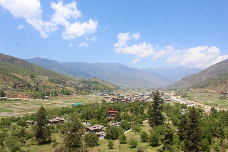I dreamt of and visited Bhutan last year.