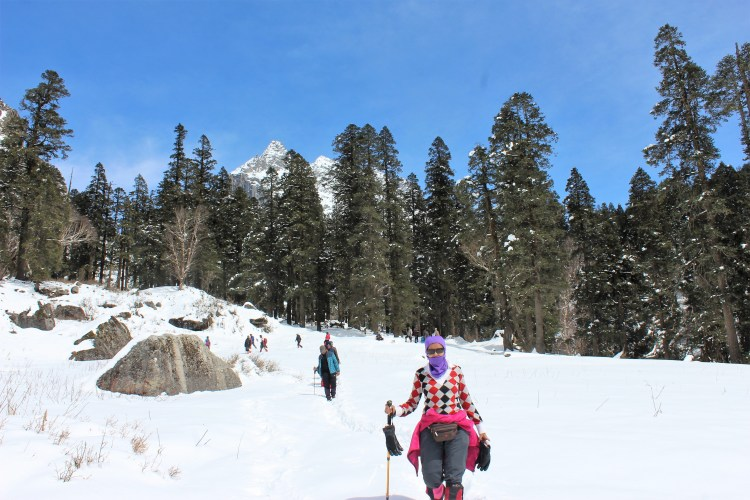 I did the week-long Har-Ki-Dun trek in Uttarakhand's snow-clad Himalayas in 2016.