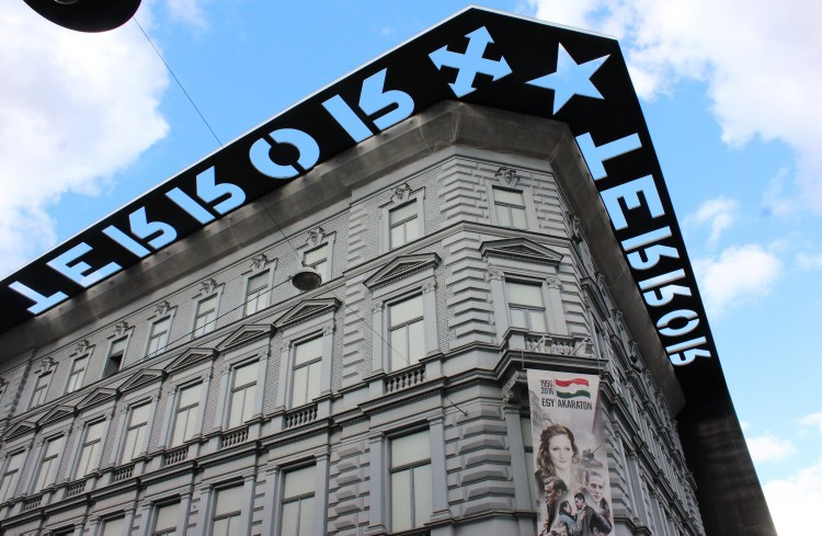 House Of Terror - Budapest's war museum